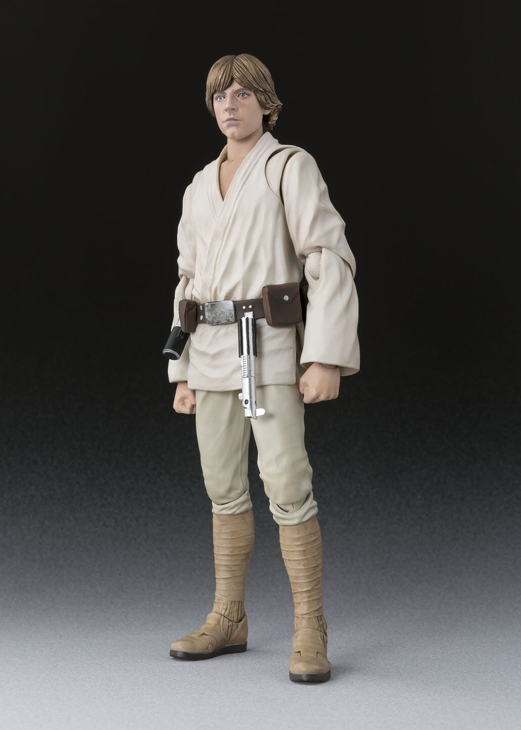 BANDAI S.H.Figuarts Star Wars Luke Skywalker (A NEW HOPE) Japan Import F/S