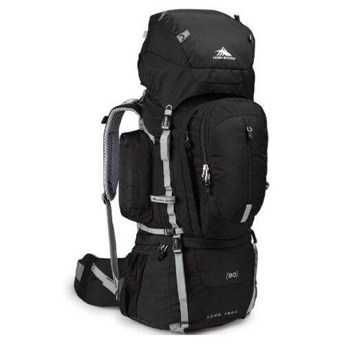 Cadre en Aluminium Sac à dos randonnée Camping Top Load Ergo Fit 90 L Grande Taille Capacité