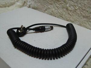 Canon Connecting Cord Lead Câble Flash Sync cable ref CANON-afficher le titre d`origine 6AABRd8T-07220019-306149984