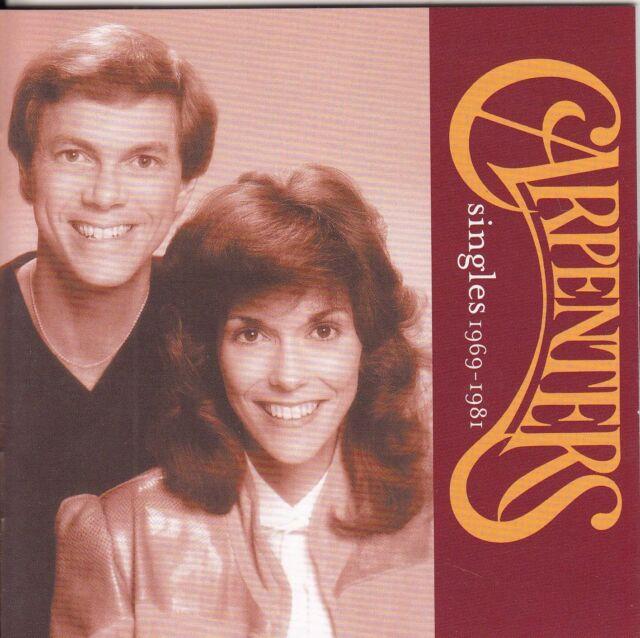 Carpenters singles