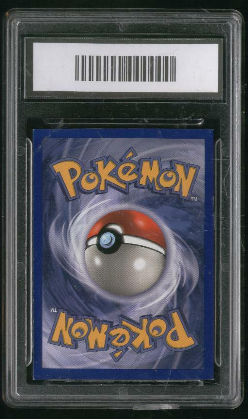 HOLY HOLY HOLY GRAIL RARE ERROR CORNERS SQUARE CUT MISCUT    NINETAILS    Pokemon Card e51f06