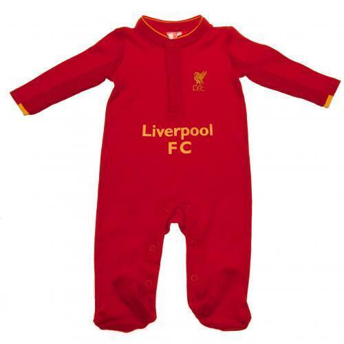 Liverpool Baby Kit Baby grow Sleepsuit Vest Shirt /& Short New 2020//21 Kit Design