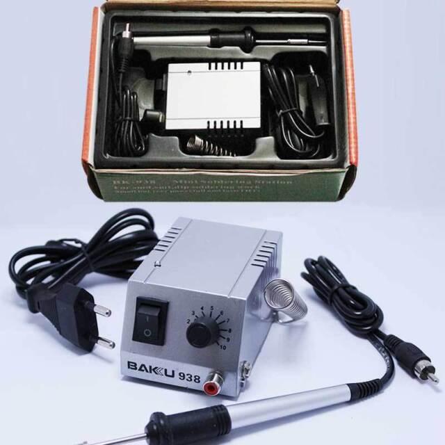 220V Mini Solder Soldering Station Welding Equipment/Soldering iron/tool/Station