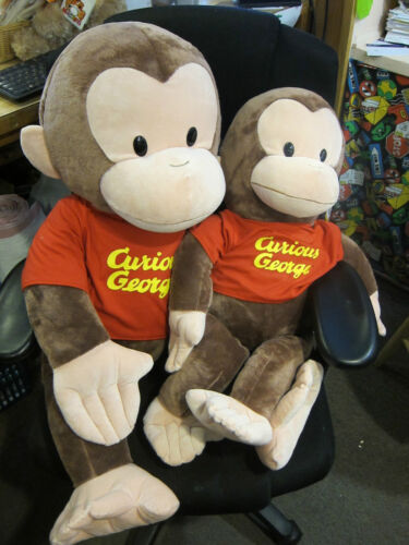 Curious George Stuffed Animal SOLD OUT