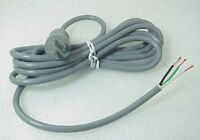 Collins 516f-2 Power Supply Replacement Gray Power Cord