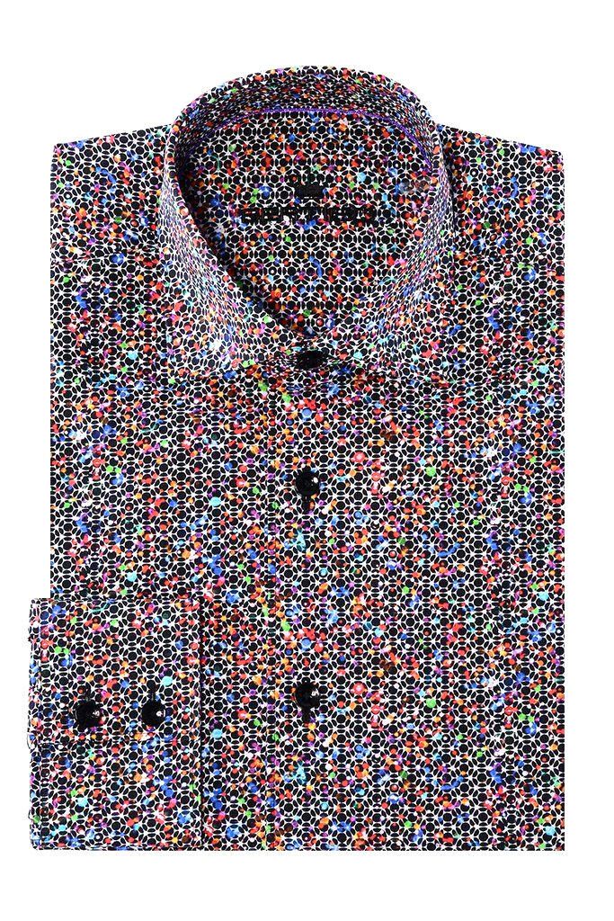 BERTIGO dress shirt LUIS - 26 ( Weiß LABEL ) 2018 COLLECTION