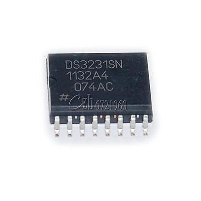 5PCS DS3231SN DS3231 SOP-16 IC Real Time Clock RTC