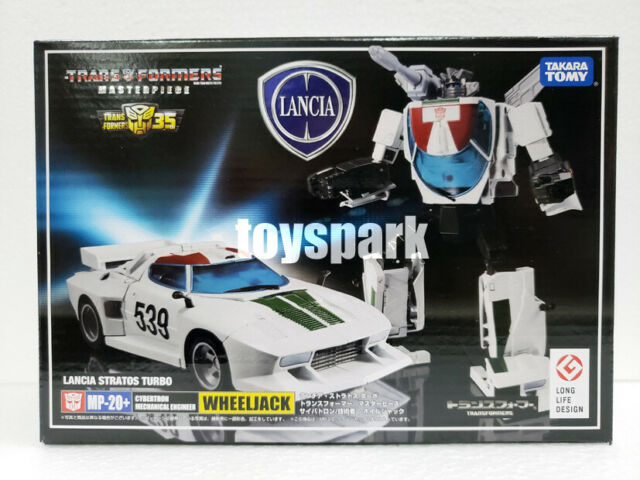 Transformers Masterpiece MP-20 WheelJack Action Figure Japan Import