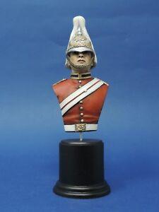 Buste militaire en résine Life Guard - Studio peint