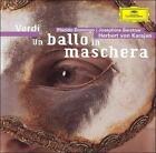 Verdi: Un Ballo in Maschera (CD, 2 Discs, DG Deutsche Grammophon)