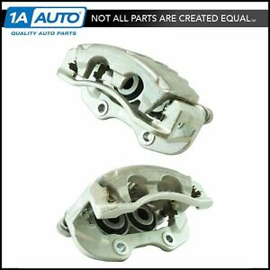 Completely New Top Quality Rear Disc Brake Calipers Pair Set fit Silverado 1500
