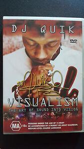 DJ-Quick-Visualism-DVD-Multi-Region-Fast-Next-Day-Post-6633