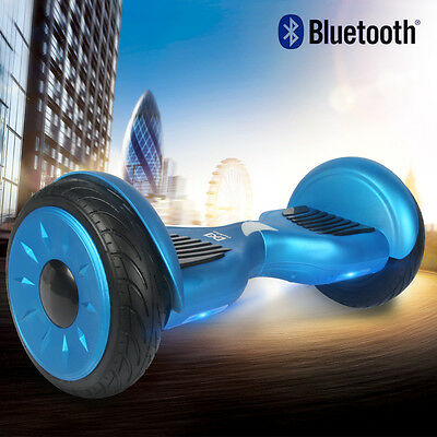 Gyropode overboard skateboard Scooter électrique auto équilibr balance Bluetooth