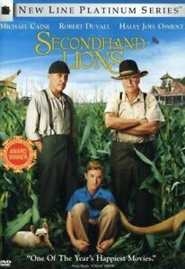 SECONDHAND-LIONS-WS-NEW-DVD