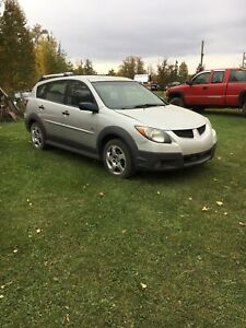 2004 Pontiac Vibe loaded