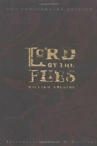 Lord of the Flies: 50th Anniversary Edition by Golding, William (Hardcover)