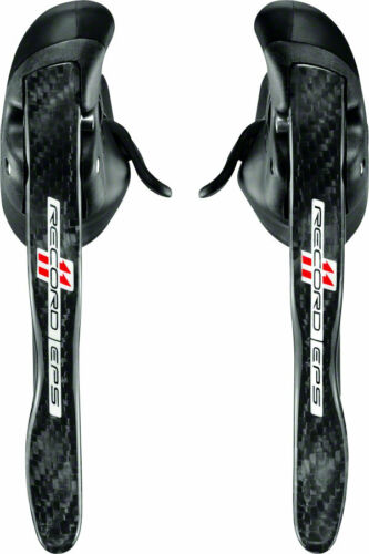 Carbon 11-Speed Campagnolo Record EPS Ergopower Shifter Set
