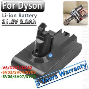 21-6V-3-0Ah-Battery-For-Dyson-V6-DC58-DC59-DC61-DC62-DC72-BC683-SV05-SV06-SV09-C