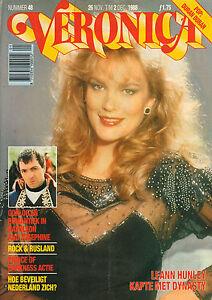 VERONICA-1988-nr-48-LEANN-HUNLEY-DURAN-DURAN-LYLE-LOVETT-ROBERT-REDFORD