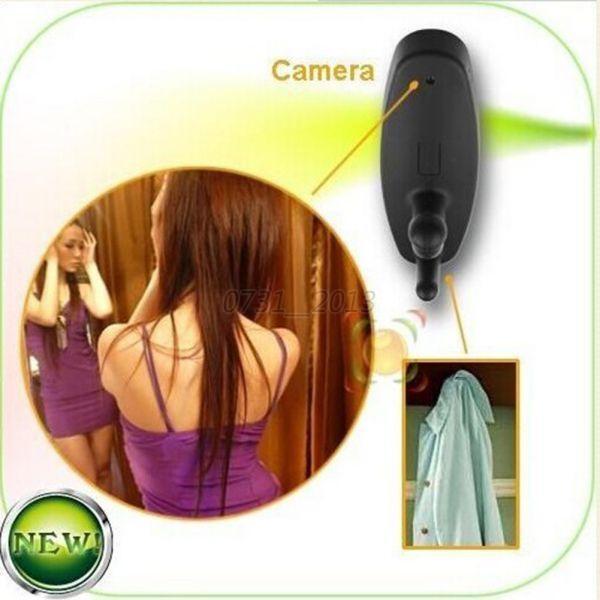 Hook Spy Hidden Camera Home Secure Video Recorder Motion Detector Cam HD DVR Hot