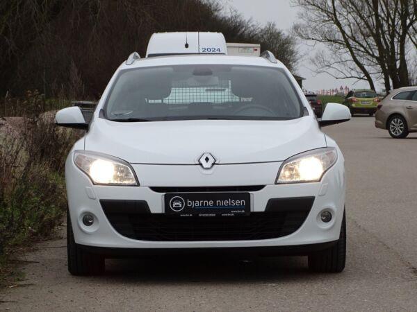 Renault Megane III 1,6 110 Expression ST - billede 2