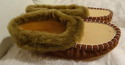 Taglia 39 Uni Ciabatte Pantofole-mocassino Velluto Pelle Peluche Caldo Glc Eb5-assin Velours Leder Plüsch Warm Glc Eb5 It-it Mostra Il Titolo Originale Superiore (In) Qualità