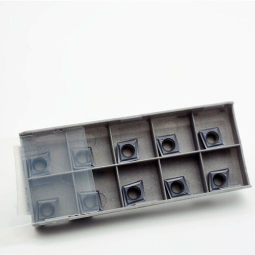 SM CCMT32.52 lathe turning carbide inserts 100pcs CCMT09T308 SM IC907 CCMT 3-2
