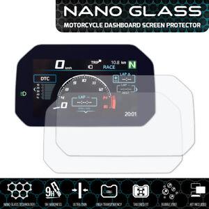 BMW-S1000RR-2019-NANO-GLASS-Dashboard-Screen-Protector-x-2