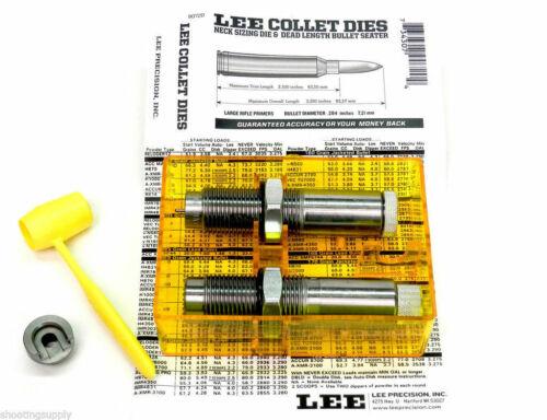 LEE Collet Die Set 8x57 Mauser New in Box #90719