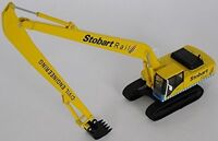 World Of Stobart Komatsu Pc340 Hydraulic Excavator W122 - Scale 1:76