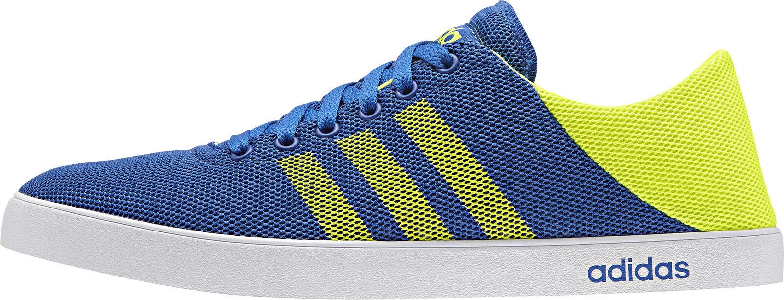 Adidas VS Easy Vulc  Mens Trainers - blueeeeeeeee  hastened to see
