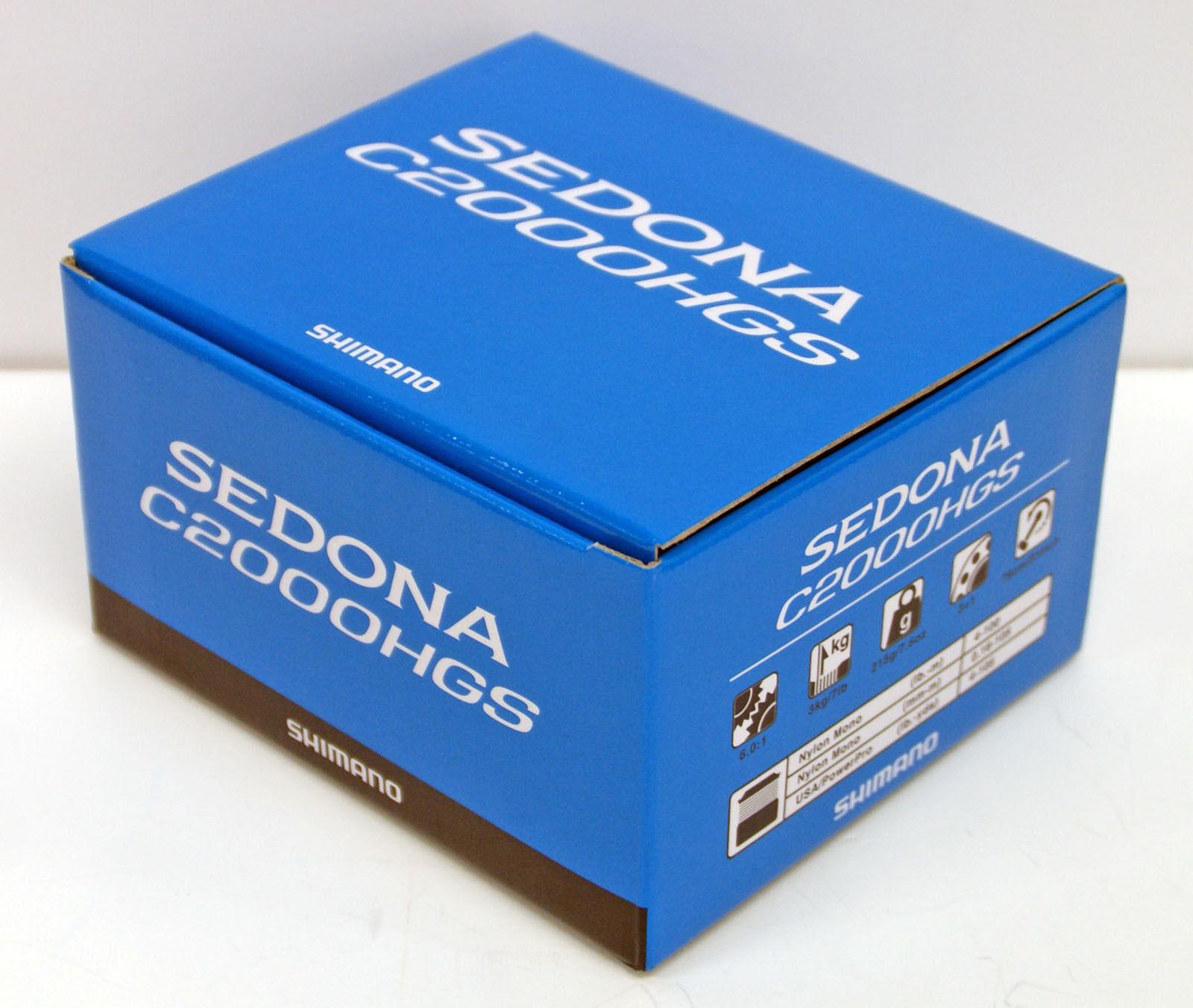 Shimano 17 Sedona C2000HGS Cocherete Giro 4969363036797