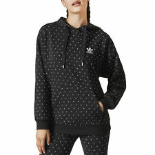 adidas Originals X Pharrell Williams HU Hiking Women s Fashion Hoodie Black 64b568d74230