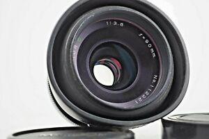 Exc-MAMIYA-Sekor-C-Lente-90mm-f-3-8-Com-Tampa-Capo-remexido-RB67-Pro-SD-do-Japao-S