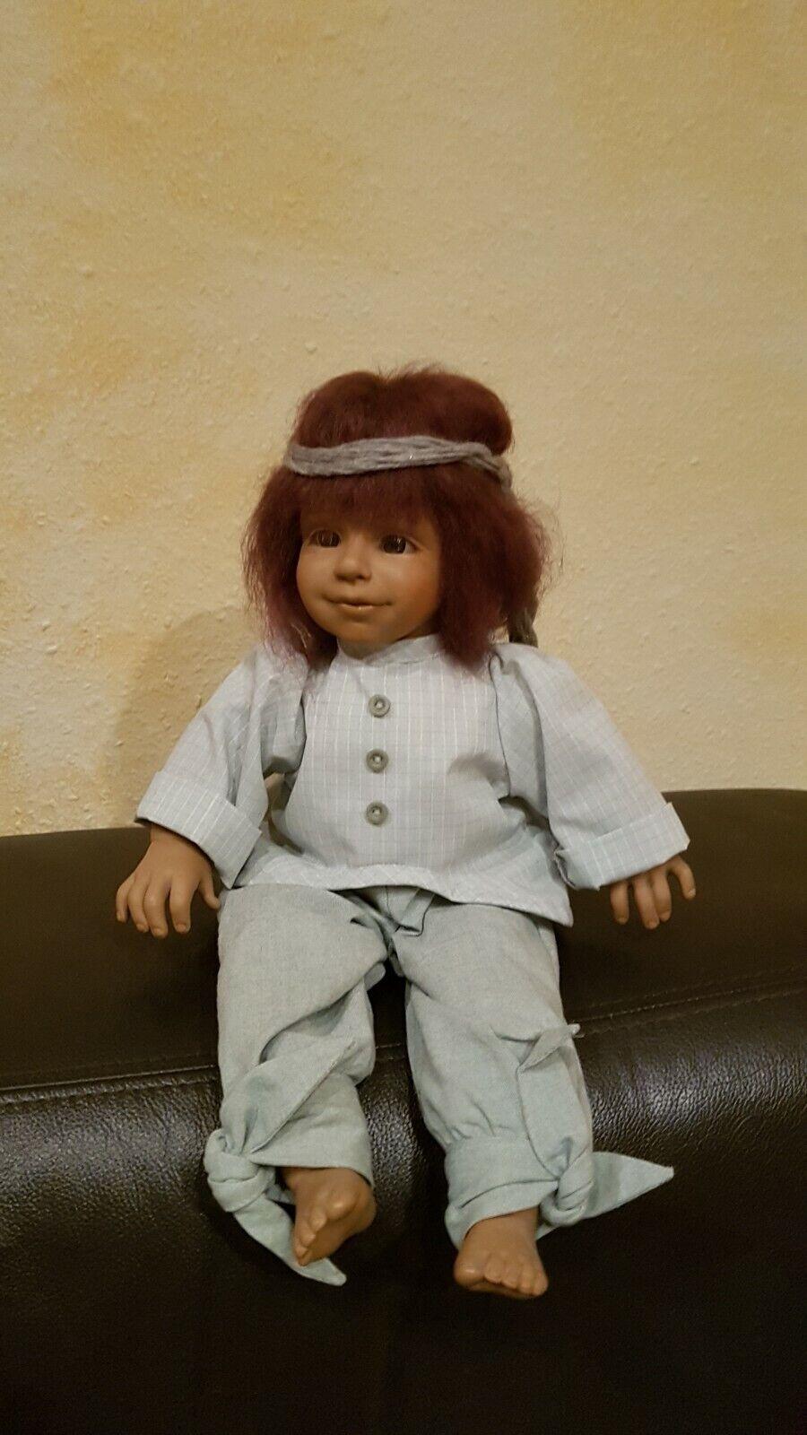 Jeckle Jansen Künstlerpuppe Puppe Lotti Lotti Lotti 65328f