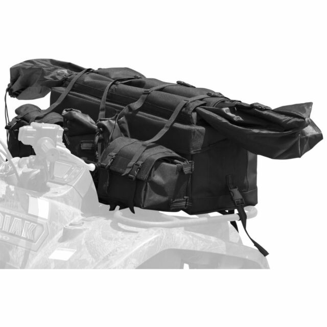 Atv Front Rack Soft Luggage Gun And Cargo Storage Bag