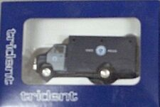 Trident HO 1/87 Chevrolet Prisoner Box Truck Massachusetts State Police 90218