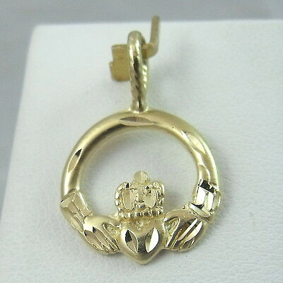 Irish Gold Charms