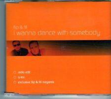 (DO539) Flip & Fill, I Wanna Dance With Somebody - 2001 CD