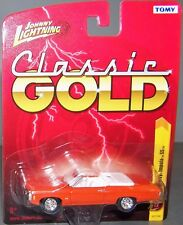 Johnny Lightning 1:64 JL FOREVER 64 R27 1969 Chevy Impala SS Convertible  *NIP*