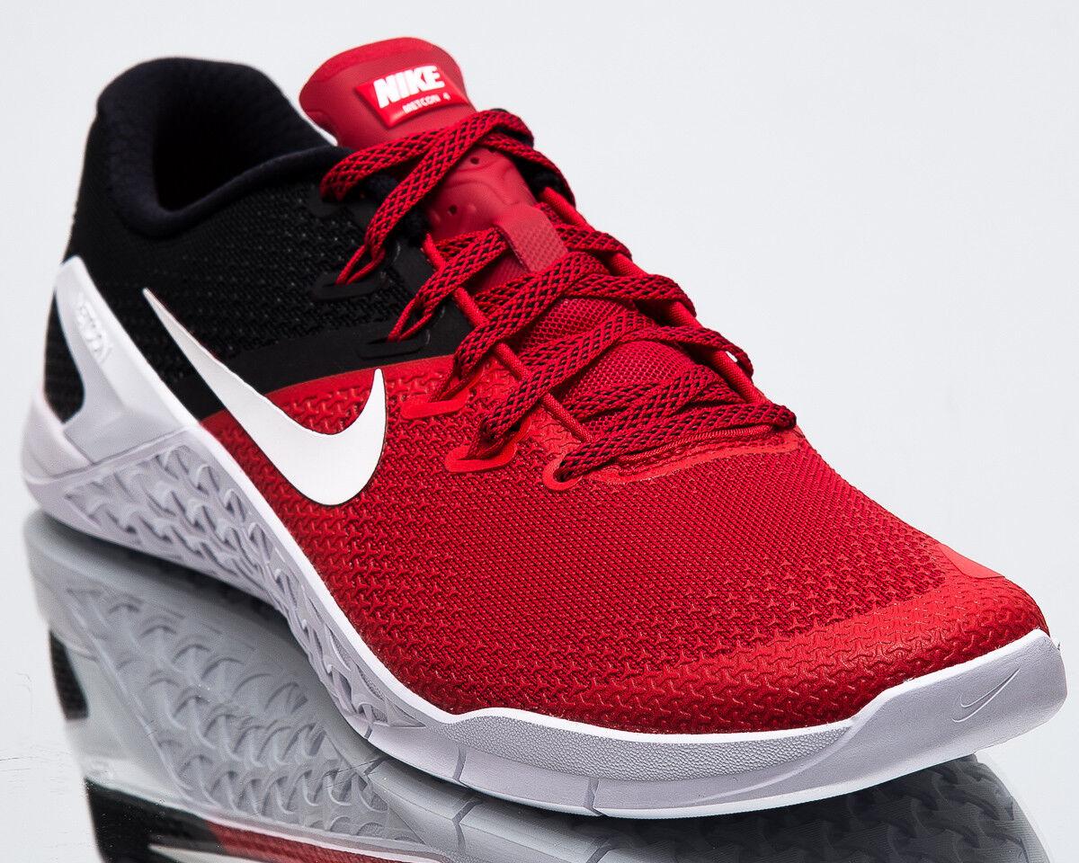 Nike metcon 4 rot männer neue universität rot 4 - schwarz - weiße schuhe ah7453-600 ausbildung cae959