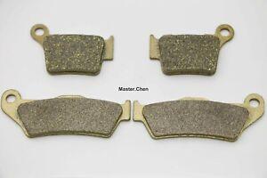 FRONT/&REAR BRAKE PADS fit KTM 2003-2016 SX SX-F 250 SX250 SX-F250