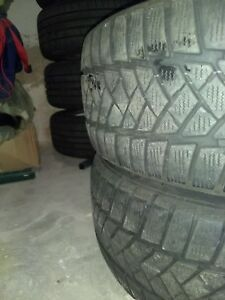 2 Dunlop SP Winter Sport 235/55 R17 99H M+S *