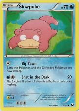 x4 Slowpoke - 23/108 - Common Pokemon Dark Explorers M/NM English