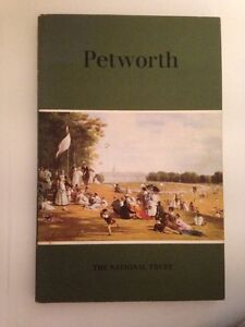 Petworth-House-West-Sussex-The-National-Trust-Guide-Book-1973