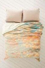 Urban Outfitters Shannon Clark For DENY Softly Duvet Cover FULL QUEEN $149 New