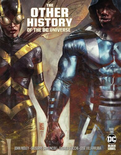 OTHER HISTORY OF THE DC UNIVERSE #2 Presale 01//26 Giuseppe Camuncoli Cover A