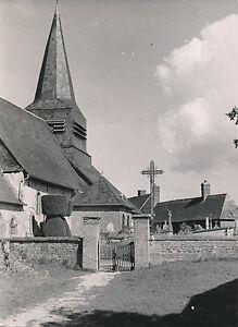 LA FERTÉ ST SAMSON c. 1940 - L'Église Seine Maritime - DIV 7434 tsjnL7vx-09165910-657763989