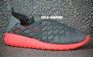 Nike-WMNS-RosheRun-Woven-2-0-641220-002-Roshe-Run-Slip-On-Cool-Grey-L-Crimson