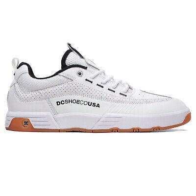 DC Legacy 98 Slim (White) Men's Skate